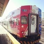 Photo taken at UTA FrontRunner Murray Station by Craig F. on 7/23/2013