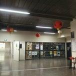 Photo taken at UFR LCAO - Langues & Civilisations de L'Asie Orientales by 바바라 on 2/7/2013