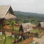 Photo taken at De'Saung Gunung Salak by Anne A. on 6/16/2013