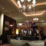 Photo taken at sheraton lobbybar by Pelin D. on 3/16/2013