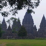 Photo taken at Candi Prambanan (Prambanan Temple) by Kips on 5/13/2013