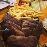 Photo taken at Grill do Josemar Picanha & Peixes by Francine R. on 7/8/2013