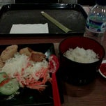 Photo taken at Hoka Hoka Bento by Nikko-Ferrari S. on 4/29/2013