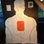 Photo taken at Evans Gunsmithing Shooters World by Louis M. on 4/28/2013