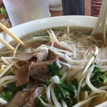 Photo taken at Pho Saigon by Steven A. on 7/17/2013