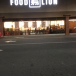 Photo taken at Food Lion Grocery Store by Bruce B. on 1/5/2013