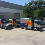 Photo taken at Red Bull Distribution Company by Billy M. on 8/5/2013