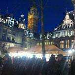Photo taken at Marché de la place van Meenen / Markt van Meenenplein by Astrid B. on 3/4/2013