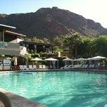 Photo taken at Sanctuary Resort on Camelback by scott m. on 10/8/2012