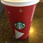 Photo taken at Starbucks by Renee on 11/2/2012