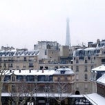 Photo taken at Rue de la Tour by Armand on 1/20/2013