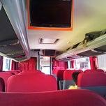 Photo taken at Terrapuerto de Soyuz - Peru Bus by Carlos M. on 12/31/2012