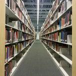 Photo taken at Brandel Library - North Park University by Lizelle M. on 5/1/2013