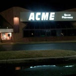 Photo taken at ACME Markets by Herb A. on 7/12/2013