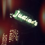Photo taken at Justine's Brasserie by Experiences b. on 3/11/2013