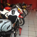 Photo taken at Anjany Racing by arief w. on 1/31/2013