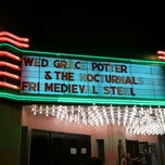 Photo taken at New Daisy Theatre by Jim M. on 10/25/2012