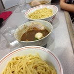 Photo taken at 麺屋白頭鷲 by Tiger Y. on 6/12/2014