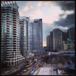 Photo taken at Radisson Hotel Admiral Toronto-Harbourfront by Brian R. on 3/22/2013