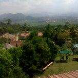 Photo taken at Villa Puncak Kana by elizabeth r. on 10/4/2013