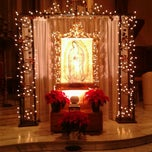 Photo taken at All Saints-St. Anthony Parish by Yoli R. on 12/5/2012