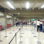 Photo taken at Aeropuerto Internacional Alfonso Bonilla Aragon (CLO) by Andres R. on 9/20/2012