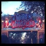 Photo taken at Winter Wonderland by Alinka K. on 12/9/2012