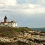 Photo taken at Beavertail State Park by Chris M. on 5/26/2013