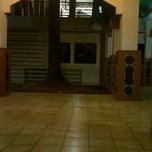 Photo taken at Masjid Al-Istiqna by rosa a. on 9/19/2012