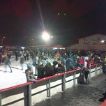 Photo taken at Patinoar by Sorana C. on 1/2/2014