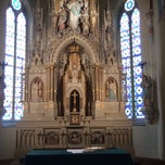 Photo taken at St. Mary's Catholic Church by Joe M. on 8/5/2014