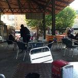 Photo taken at Mercat Municipal d'Alella by Lorenzo B. on 4/23/2014