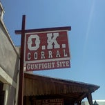 Photo taken at O.K. Corral by Steve P. on 9/3/2011