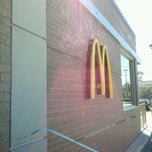 Photo taken at McDonald's by Caramels' D. on 11/4/2011