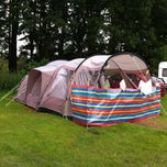Photo taken at Delamere Forest Camping and Caravanning Club Site by Joanne on 7/21/2012