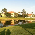 Photo taken at Sheraton PGA Vacation Resort, Port St. Lucie by Jonathan N. on 5/23/2011