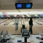 Photo taken at AMF Victory Lanes by Chip C. on 12/17/2011