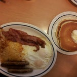 Photo taken at IHOP by Emily C. on 2/12/2012
