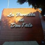 Photo taken at La Parrillada de Don Talo by Gonzalo L. on 11/28/2011