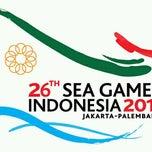 Photo taken at Stadion Gelora Sriwijaya (GSJ) by Edisusanto on 11/11/2011