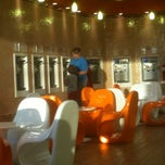 Photo taken at Orange Leaf Frozen Yogurt by Lindsay R. on 10/4/2011