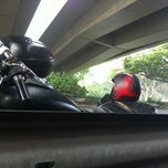 Photo taken at Marine Parade Flyover by Justyn R. on 1/20/2011
