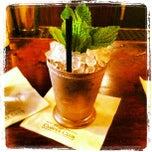 Photo taken at Clover Club by Mark C. on 8/10/2012