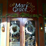 Photo taken at Cafe Mary Grace by Leah M. on 6/10/2012