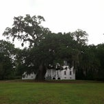 Photo taken at Hampton Plantation by Andrew O. on 5/9/2012