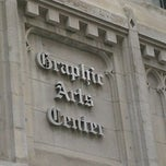 Photo taken at Graphic Arys Center Building by Rob on 10/24/2011