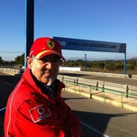 Photo taken at Circuit De Calafat by MONTSERRAT D. on 11/26/2011