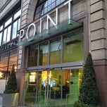 Photo taken at Point Hotel by Fir€L¥nx on 3/1/2012