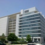 Photo taken at George L. Allen Sr. Courts Building by Erich G. on 5/23/2012