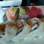 Photo taken at One Sushi Bar & Grill by Kenn O. on 2/2/2013